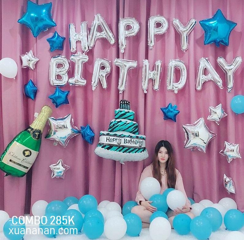 Mommy Decor - combo trang trí sinh nhật mẹ tự tay trang trí cho bé - 16
