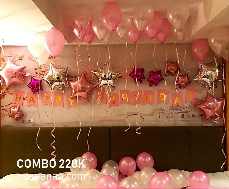 Mommy Decor - combo trang trí sinh nhật mẹ tự tay trang trí cho bé - 13