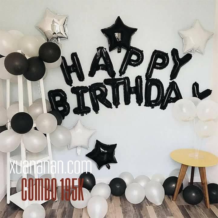 Mommy Decor - combo trang trí sinh nhật mẹ tự tay trang trí cho bé - 17